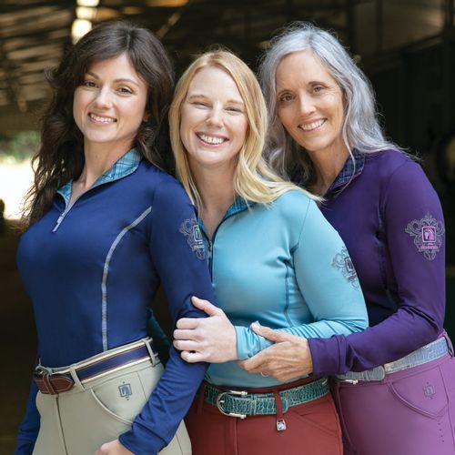 OPEN BOX: Chill Chaser Long Sleeve UV Shirt - Purple Mountain-Medium