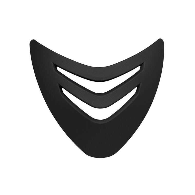 OPEN-BOX--CCS-Front-Shield---Black-Matte-One-Size