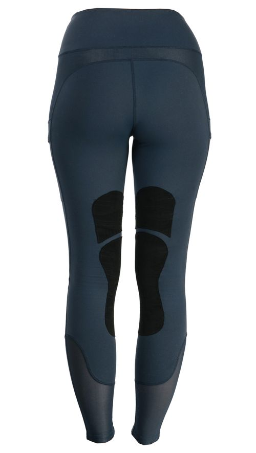 OPEN BOX: Knee Patch Riding Tights-Large