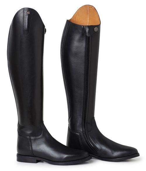 OPEN BOX: Serenade Dressage Boot - Black-40 Wide Regular