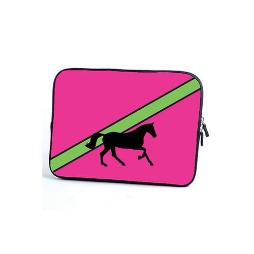 Tek Trek Galloping Horse Tablet Case - Pink