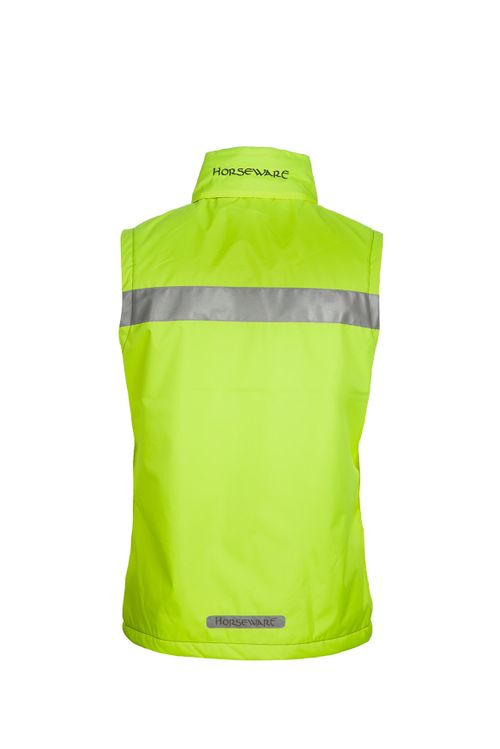 Horseware Corrib Neon Vest - Flourescent Yellow