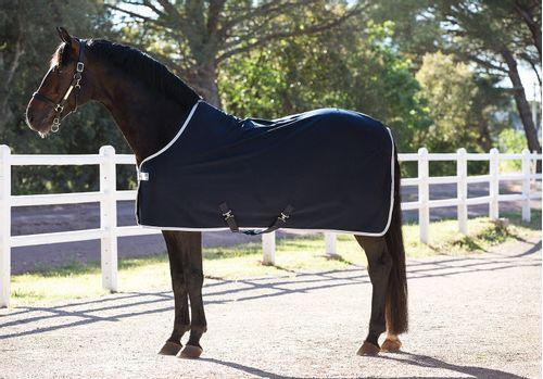 Amigo Jersey Pony Cooler - Navy/Silver
