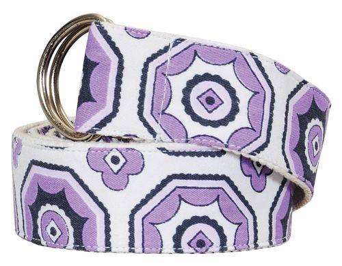 Equine Couture Women's Kelsey Belt - Purple