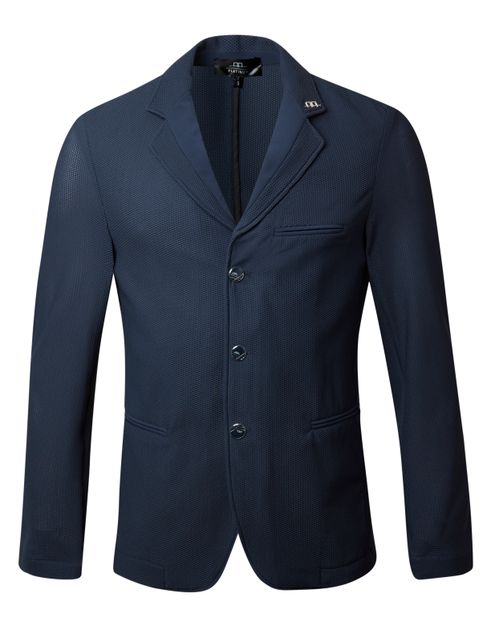 Alessandro Albanese Men's Motion Lite Competition Jacket - Navy