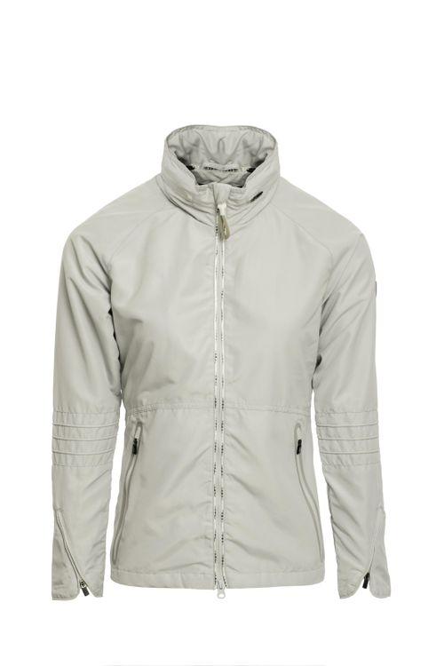 Alessandro Albanese Women's Bosa Short Jacket - Glacier Grey