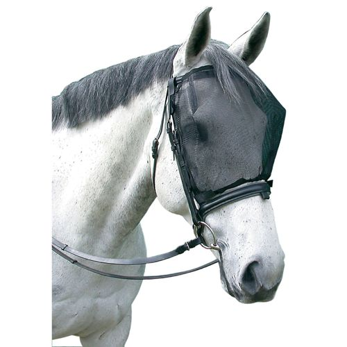 Cavallo Ride Free Fly Mask - Black