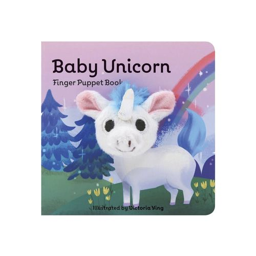 Baby Unicorn Puppet Book