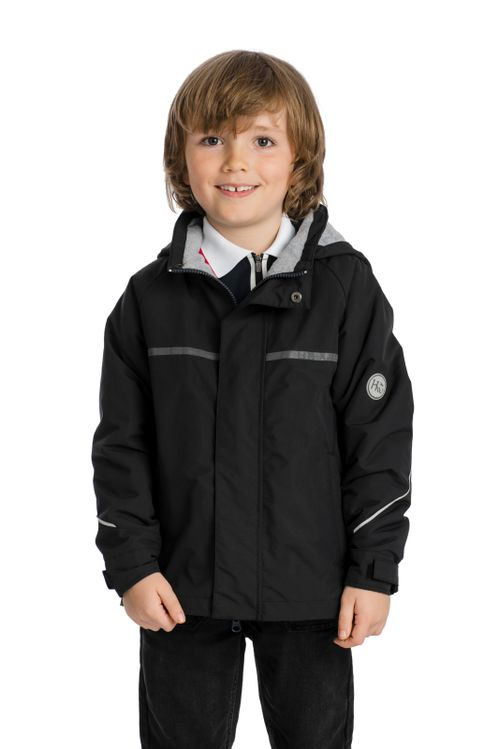 Horseware Kids' Eco Tech Jacket - Black