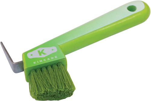 Kincade Ombre Hoof Pick - Green