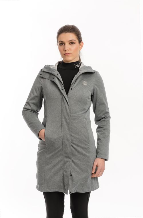 Horseware Women's 3 in 1 Super Tech Coat - Stone Grey