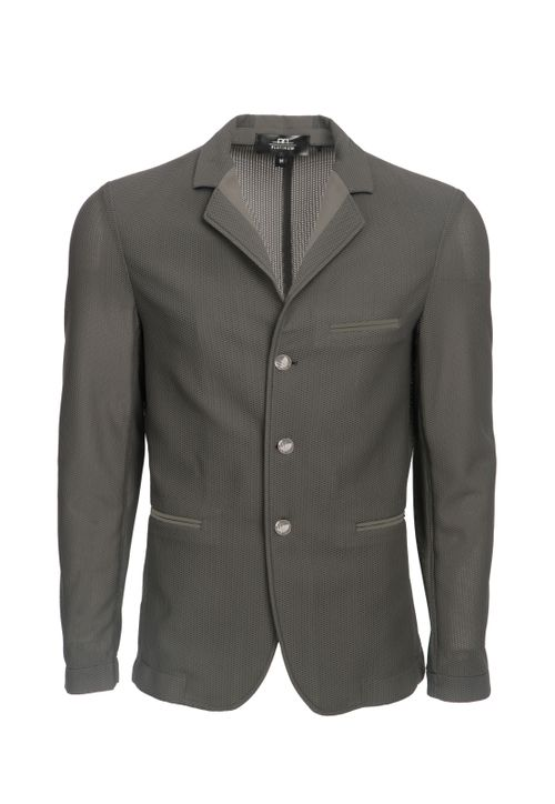 Alessandro Albanese Men's Motion Lite Competition Jacket - Grey