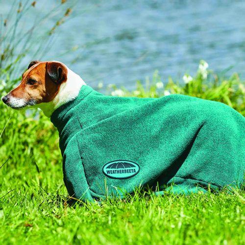 Weatherbeeta Dry Dog Bag - Hunter Green