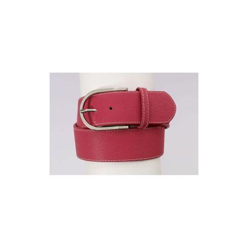 Ovation Women's Elite Shaped Show Belt - Pink