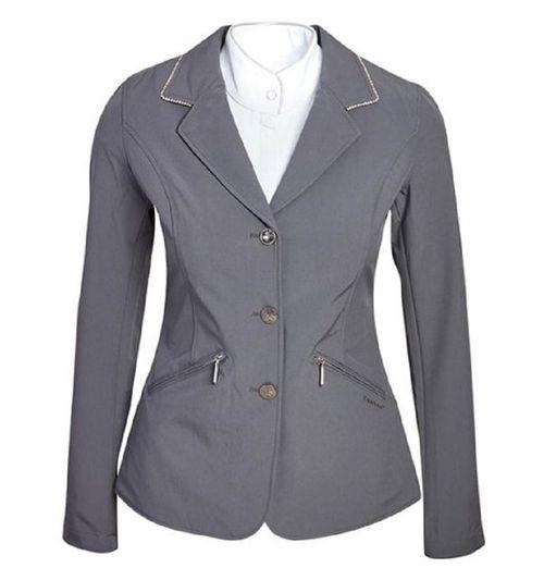 Horseware Women's Embellished Competition Jacket - Grey