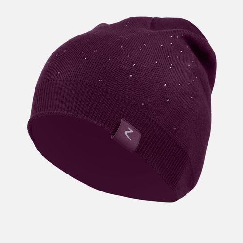 Horze Kids' Rhonda Knit Winter Hat - Prune Purple