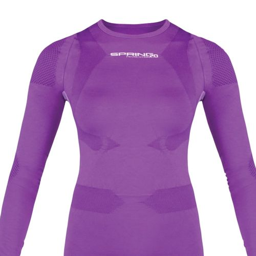 Spring Women's Revo 2.0 Baselayer Top - Purple