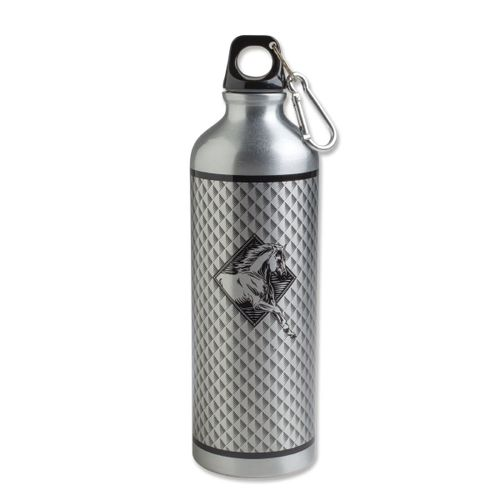 Kelley and Company Aluminum Sports Bottle - Diamond Gallop