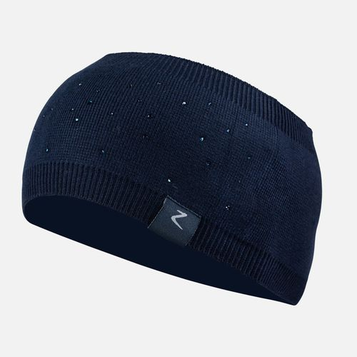 Horze Women's Rhonda Knit Winter Headband - Dark Navy