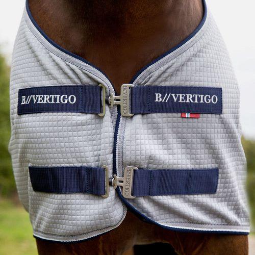 B Vertigo Lyon Light Breeze Sheet - Alloy Grey