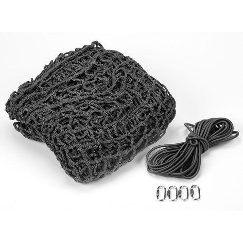 Equi-Essentials Niblet Heavy Duty Round Bale Hay Net - Black