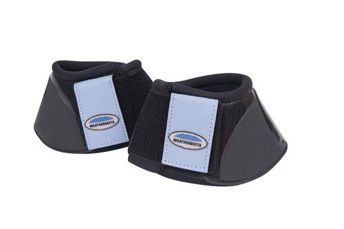 Weatherbeeta Impact Bell Boots - Black/Denim