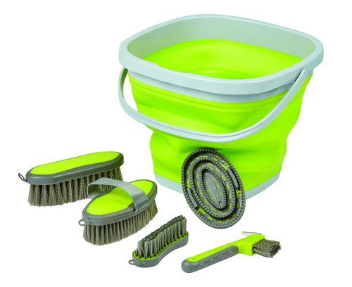 Roma Grooming Bucket Kit - Green