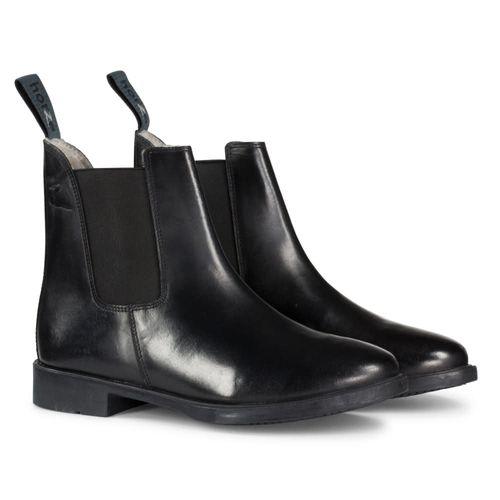 Horze Winter Riding Jodhpur Boots - Black
