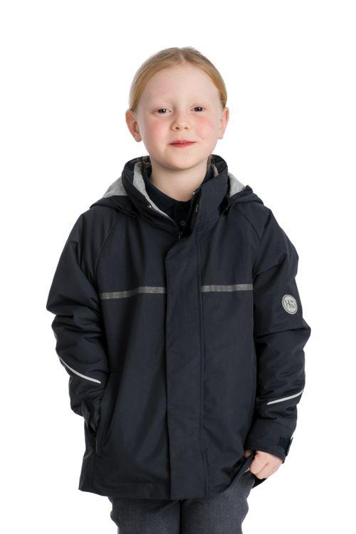 Horseware Kids' Eco Tech Jacket - Navy