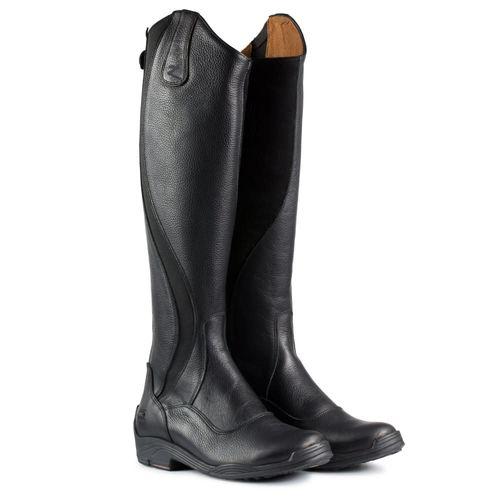 Horze Camden Tall Dress Boots - Black