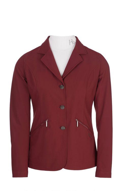 Horseware Women's Competition Jacket - Pomegranate