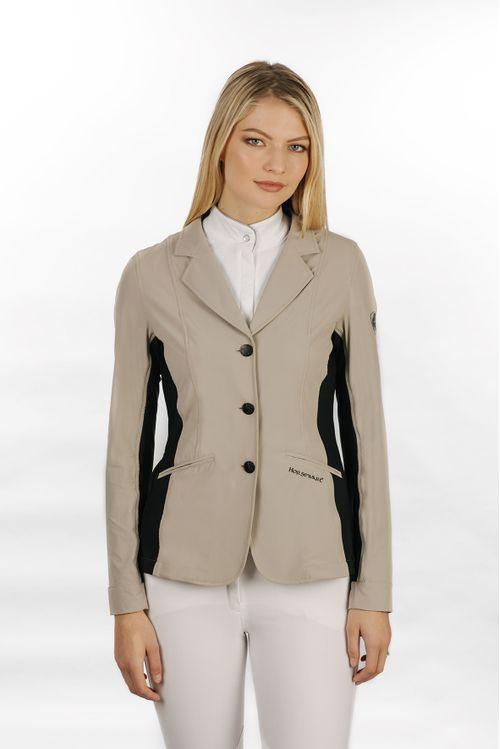 Horseware Women's Air Mk2 Competition Jacket - Sandstone