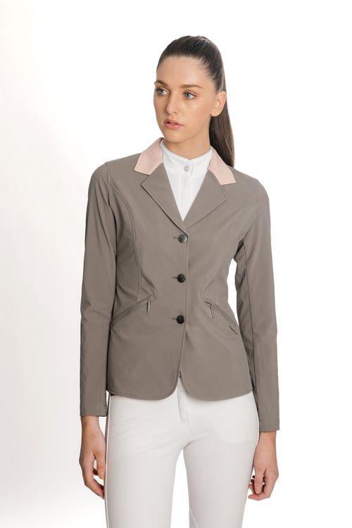 Horseware Women's Competition Jacket - Taupe