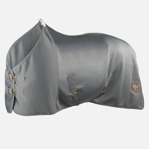 Horze Graz Cooler - Castle Rock Dark Grey