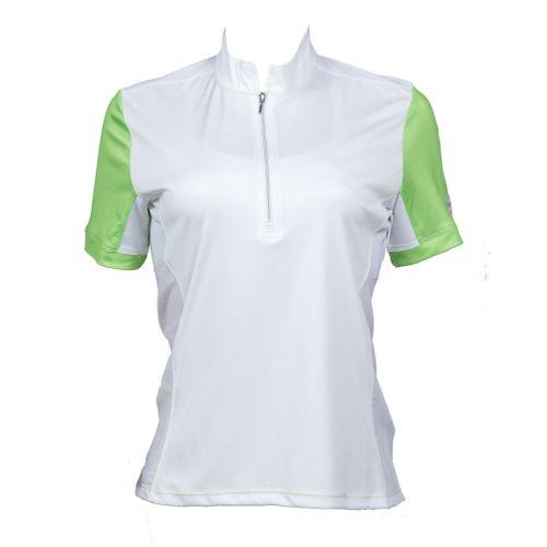 FITS Women's Cool Breeze Short Sleeve Sun Shirt - Honeydew