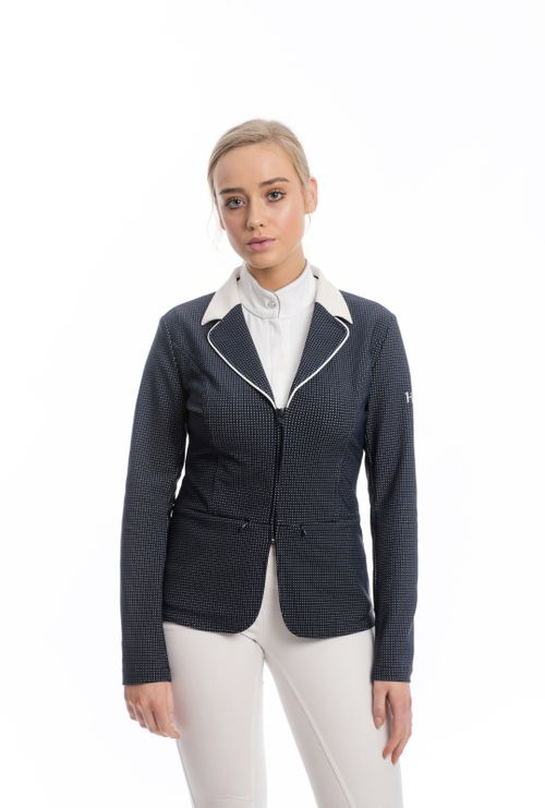 Horseware Women's Weather Tech Competition Jacket - Navy