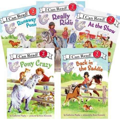 Pony Scout Series Set 1