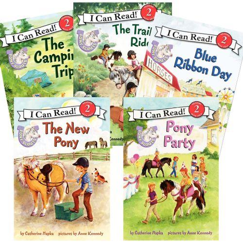 Pony Scout Series Set 2