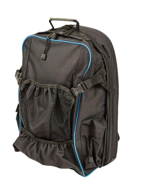 Dublin Imperial Back Pack - Black/Blue