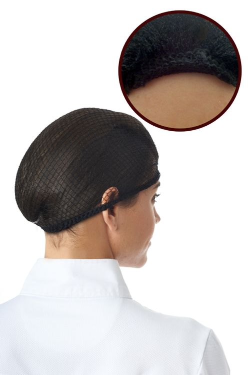 Aerborne What Knot? Hair Net Two Pack - Black