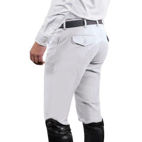 Ovation Men's 4-Pocket Classic Full Seat - White