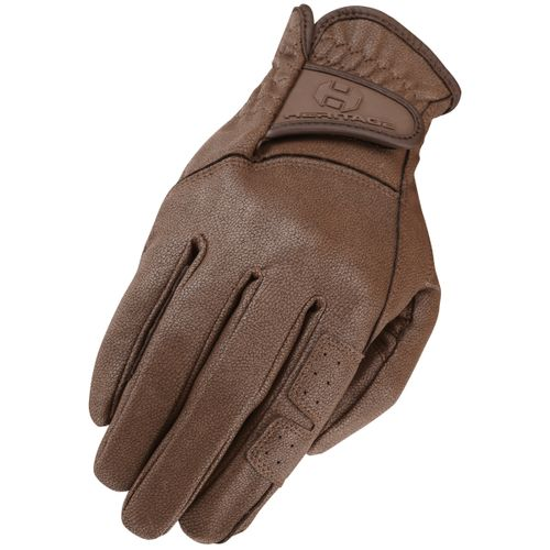 Heritage GPX Show Gloves - Chocolate
