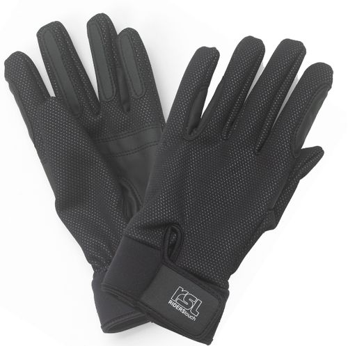 RSL ISO Winter Riding Glove - Black
