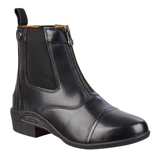 Suedwind Women's Ultima RS Front Zip Paddock Boot - Black