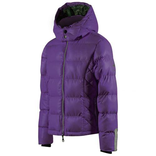Horze Kids' Solla Padded Jacket - Sultry Violet