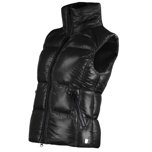 Horze Women's Arissa Puffy Winter Vest - Black