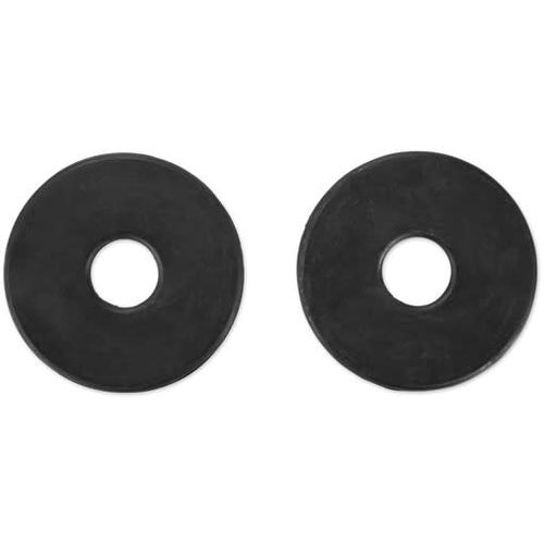 Equi-Essentials EcoPure Rubber Bit Guards - Black