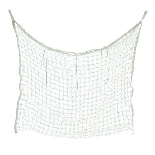 Equi-Essentials Niblet Slow Feed Half Bale Net - White
