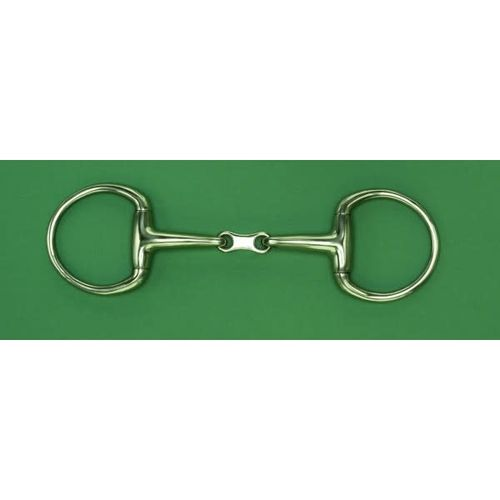 Albacon French Link Round Eggbutt - German Silver