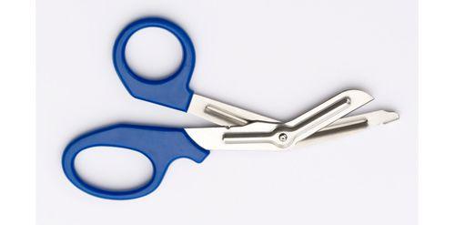 Equi-Essentials Bandage Scissors - Blue